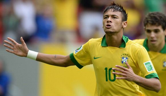 Первый матч ЧМ-2014: Бразилия обыграла Хорватию