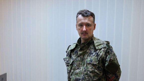 Игорь Стрелков заявил, что Славянск остался без воды и электричества