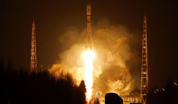 Очередной спутник системы ГЛОНАСС планируют запустить 14 июня