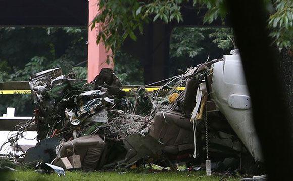 Правнук Дэвида Рокфеллера разбился на самолете