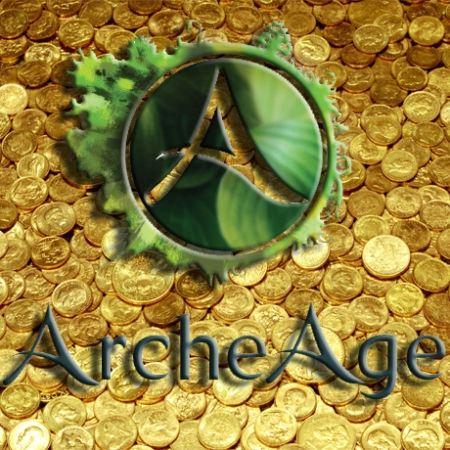ArcheAge золото