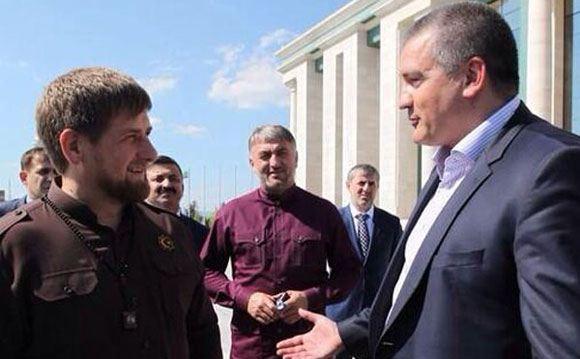 Глава Крыма прибыл в Чечню для переговоров