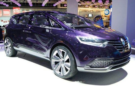 Renault запустит в серию премиум-концепт Initiale Paris