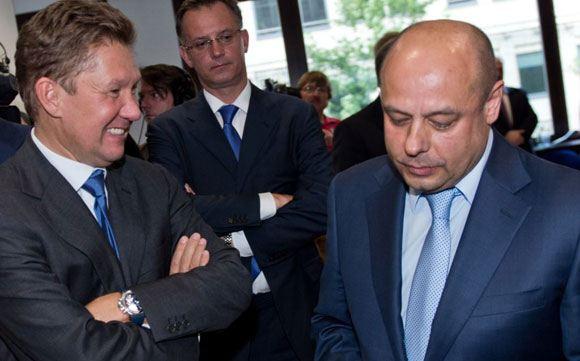 Переговоры России, Украины и Еврокомиссии по газу продолжаются