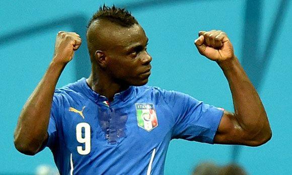 Гол Балотелли принес Италии победу над сборной Англии
