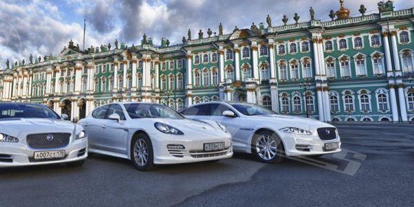 Аренда машин в Петербурге