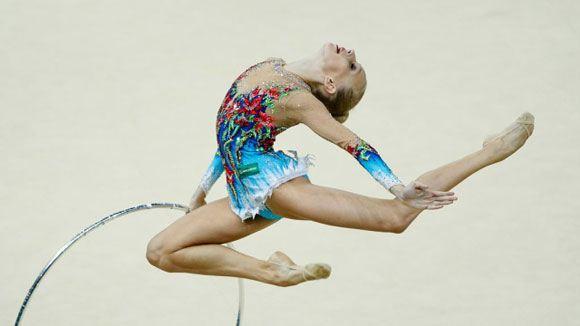 Сборная России победила в общекомандном зачете на ЧЕ по художественной гимнастике