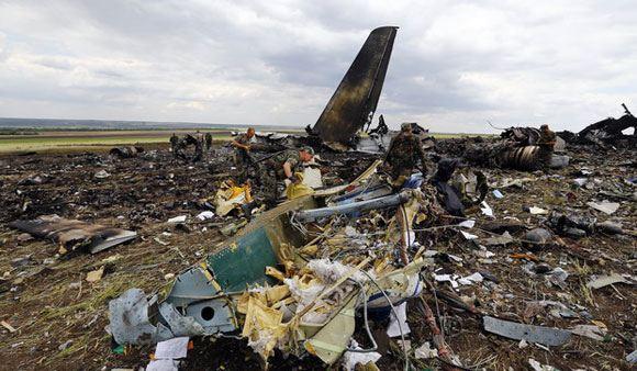 Болотов подтвердил, что Ил-76 под Луганском сбили ополченцы