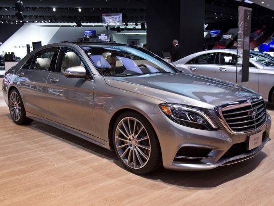 Mercedes – воплощение безупречной элегантности и комфорта