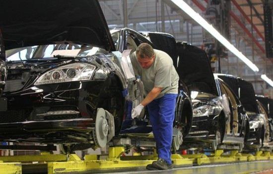 Mercedes в июле рассмотрит вопрос о сборке S-класса в России