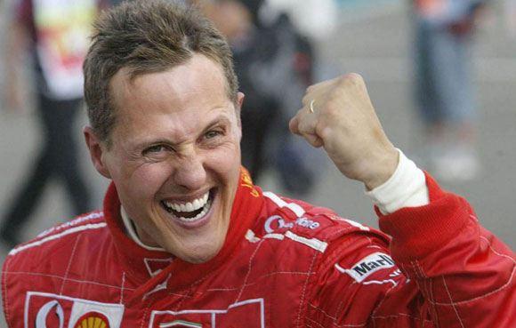 Семикратный чемпион «Формулы-1» Михаэль Шумахер вышел из комы