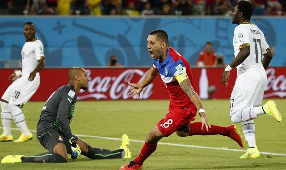 Американцы переиграли Гану на чемпионате мира