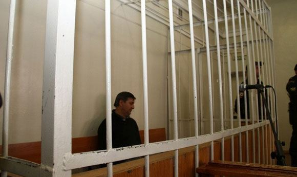 Вице-губернатор Омской области арестован