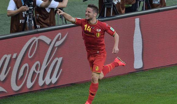 Бельгия вырвала победу у Алжира