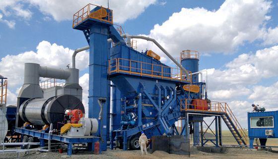 Теперь приобрести асфальтобетонные заводы «SPECO» можно в лизинг или рассрочку на выгодных условиях