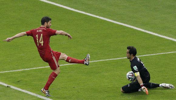 Испания потеряла шансы на победу в чемпионате мира по футболу