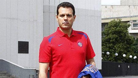 Тренировать ЦСКА будет греческий специалист Димитрис Итудис