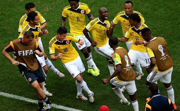 Колумбии обыграла Кот-дИвуар на чемпионате мира
