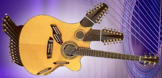 «Гитара Пикассо» одна из самых необычных в мире