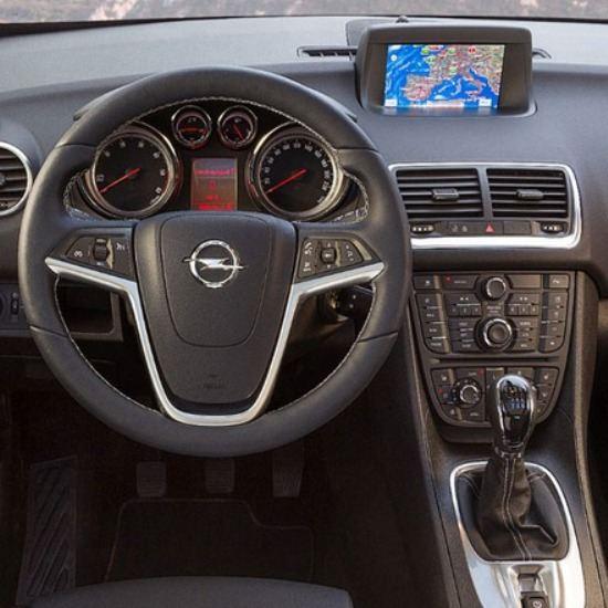 Козырем Opel Meriva считают мультимедийную систему IntelliLink