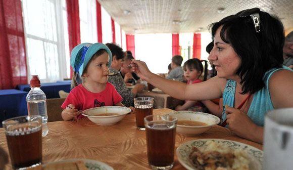 Лимит пунктов временного размещения беженцев под Ростовом почти исчерпан