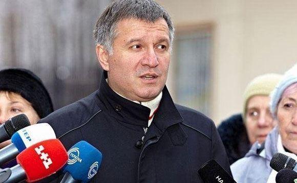 СКР объявил в международный розыск главу МВД Украины