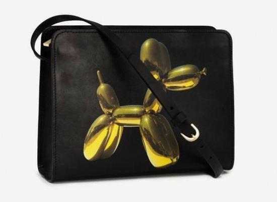 H&M выпустит сумки с изображением Yellow Balloon Dog
