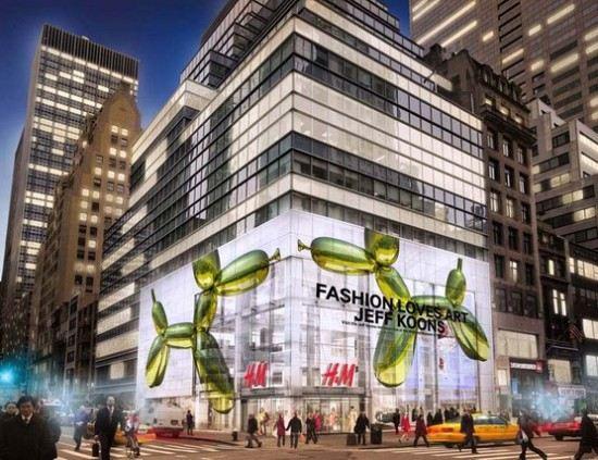 Обновленный флагманский магазин марки в Нью-Йорке