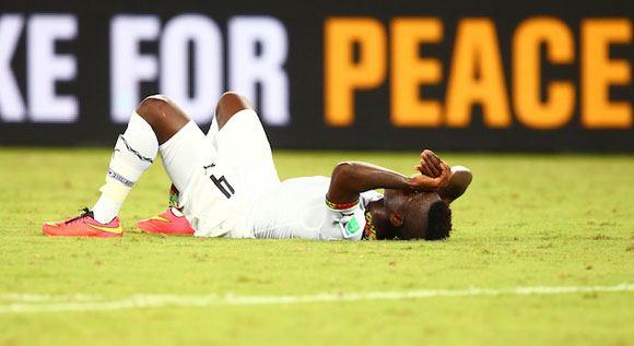 Германия и Гана сыграли вничью на ЧМ в Бразилии