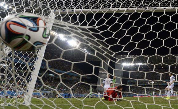 Нигерия обыграла сборную Боснии и Герцеговины