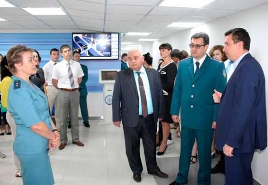 В Севастополе заработал Единый регистрационный центр налогоплательщиков