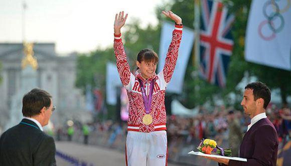 Чемпионка по спортивной ходьбе Лашманова дисквалифицирована за допинг