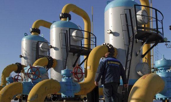 Минэнерго России опровергло отбор Украиной газа