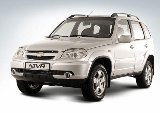 Chevrolet Niva 2015