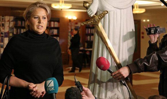 Суд по делу Евгении Васильевой начнется 1 июля