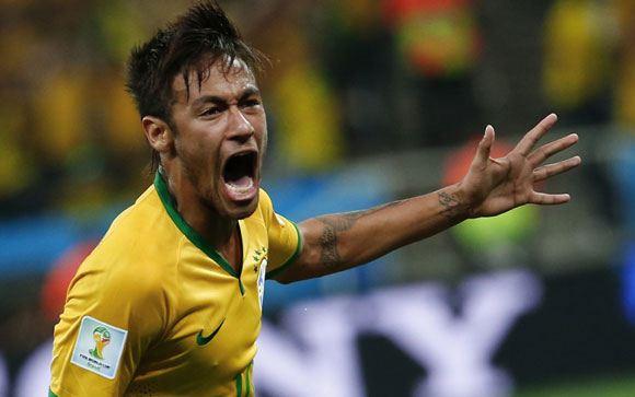 Бразилия обыграла камерунцев на чемпионате мира