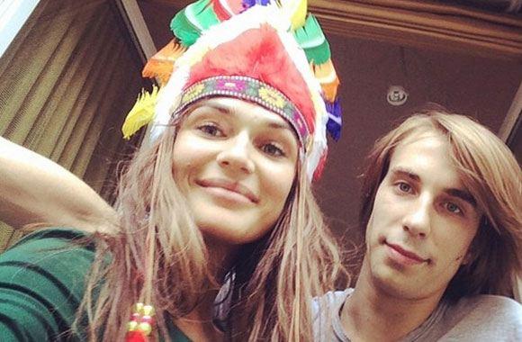Водонаева отдыхает во Франции с Юрием Анде