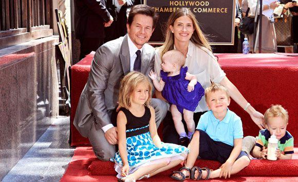 Марк Уолберг снял своих детей в «Трансформерах»