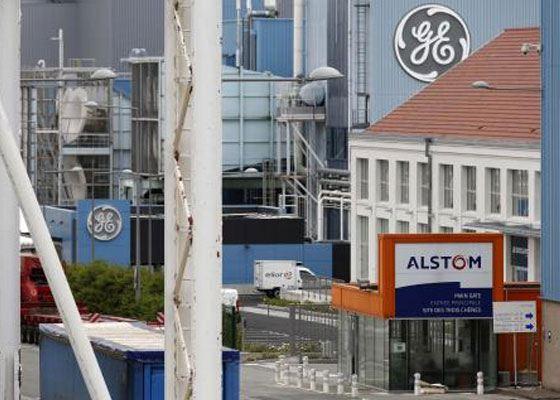 General Electric объявляет о поглощении компании Alstom