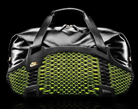 Nike представила созданную на 3D-принтере сумку