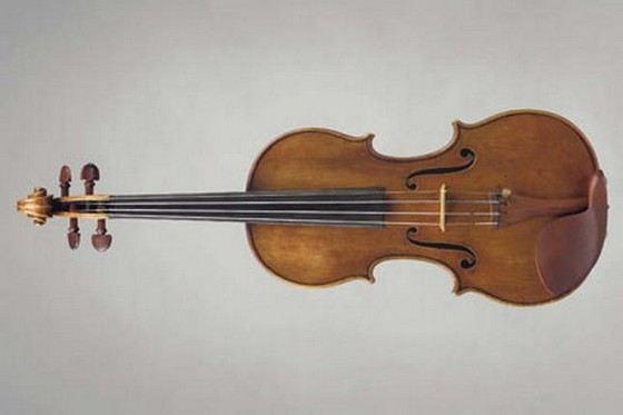 Lady Tennant лучшая скрипка Антонио Страдивари