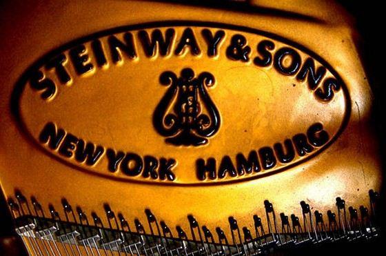 ����� ������� ����� � ���� ������� ����� Steinway&Sons