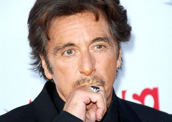 Al Pacino's The Godfather is 170 cm tall