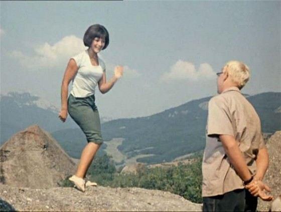 Natalya Varley - Soviet movie star of short stature