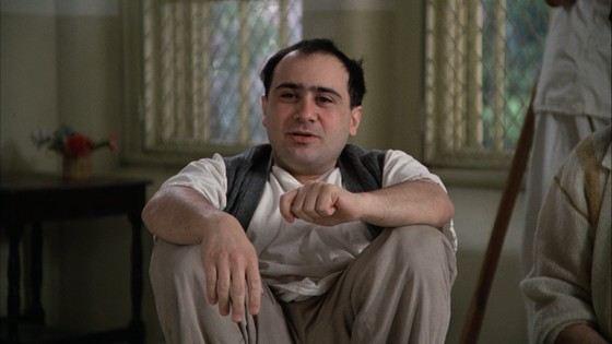 Дени де Вито - пожалуй, самый известный актер невысокого роста