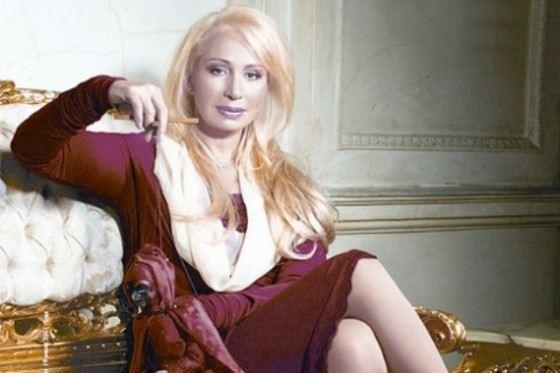 Татьяна Васильева одна из самых высоких российских актрис