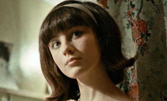 Наталья Варлей в молодости