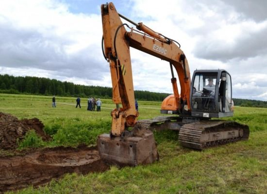 В Коми прошел конкурс операторов землеройных машин
