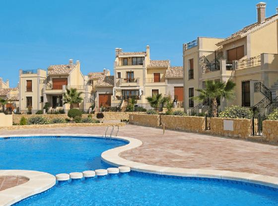 Новый жилой комплекс Valverde в Algorfa