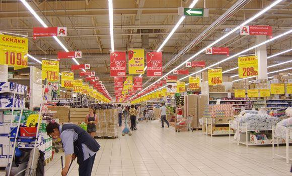 Россияне стали больше воровать из супермаркетов